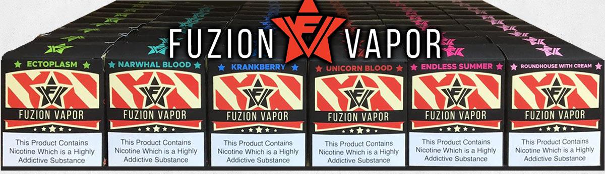 fuzion vapor eliquids